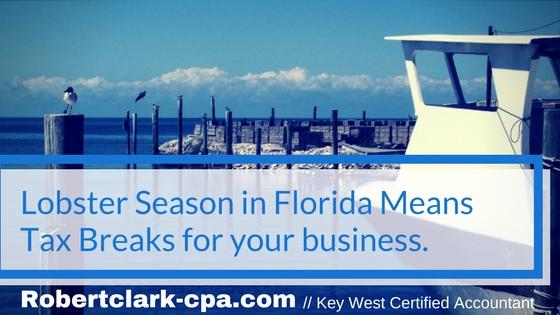 LOBSTER SEASON IN FLORIDA